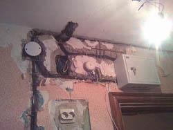 Замена электропроводки в Ставрополе